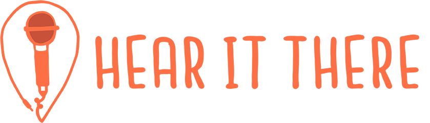 Hear It There Logo