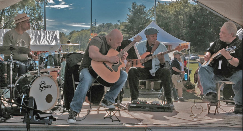 Hudson Valley Garlic Festival ~ Live Music with the beautiful rhythms of