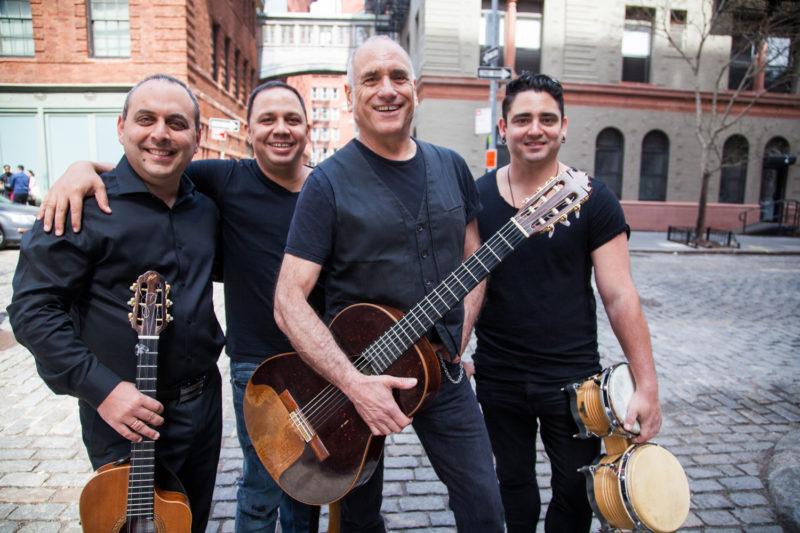 David Broza with Trio Havana @ Towne Crier